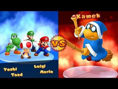 Mario Party 10 - Mario Party Mode (All Boards)