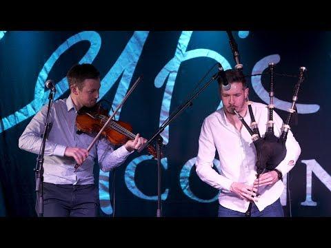 Assynt performing at Showcase Scotland 2019