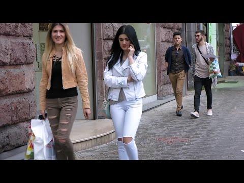 Yerevan, 07.05.17, Su, Video-3, (на рус.), Проспект Маштоца.