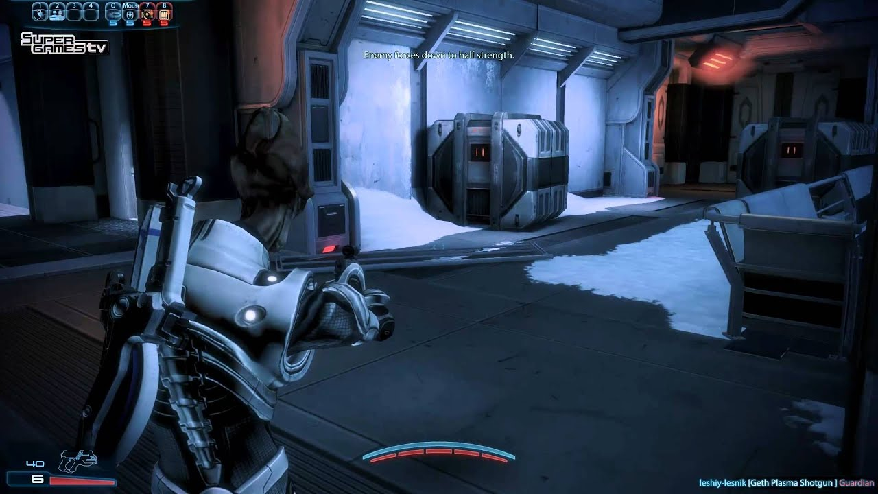 Mass Effect 3 Multiplayer Tipps Und Tricks Youtube