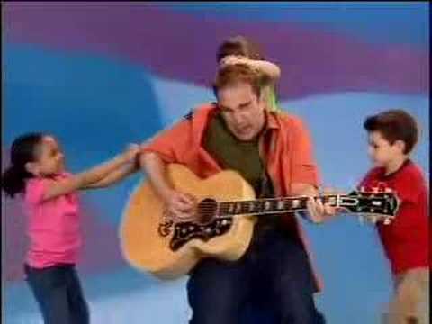 "Download Music for Aardvarks ""Grumpy"" as seen on Nick Jr. TV"