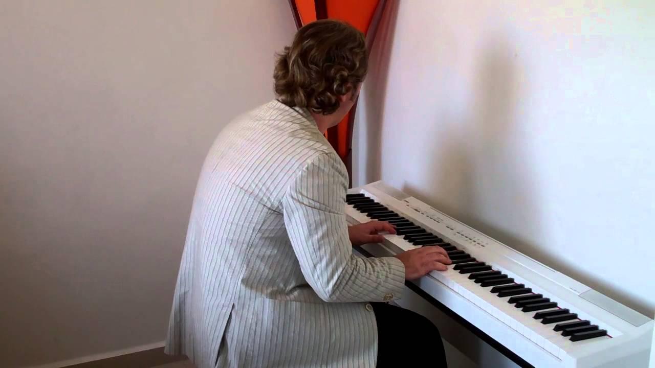 Lady In Red Chris De Burgh Original Piano Arrangement By Maucoli
