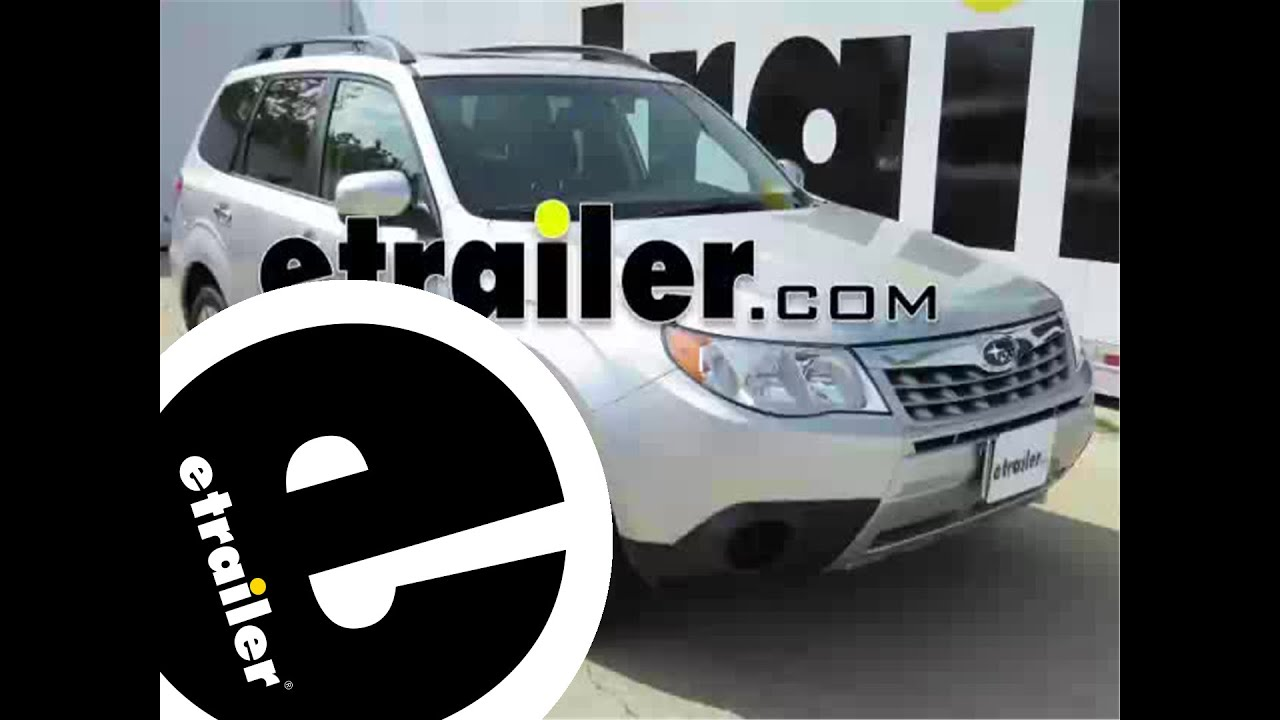 2015 Subaru Forester Trailer Wiring Harness House Diagram Install 2011 C56040 Rh Youtube Com