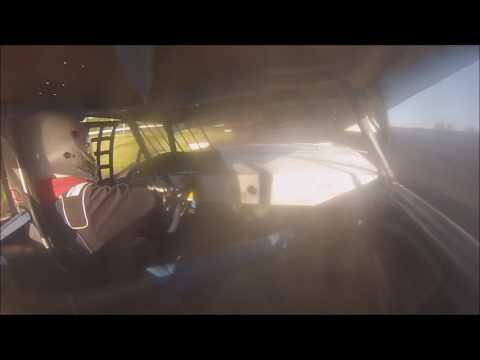 Brad Snyder - Hobby Stock Heat - Fiesta City Speedway 7-7-17