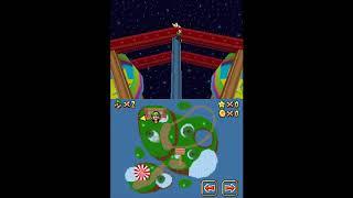 [TAS] SM64DS: Mario's Holiday - Triple Jump up the Ferris Wheel