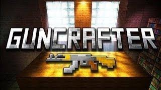 Minecraft: Mini Game (GunCraft) - Bölüm 1 - Ananı S*ktim Liseli!!!