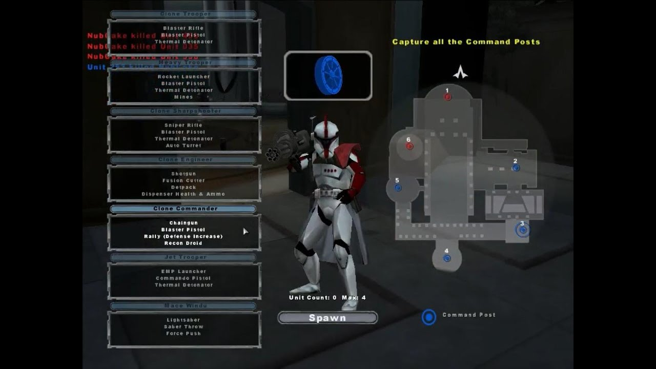 star wars battlefront 2 phase one clone trooper mod youtube