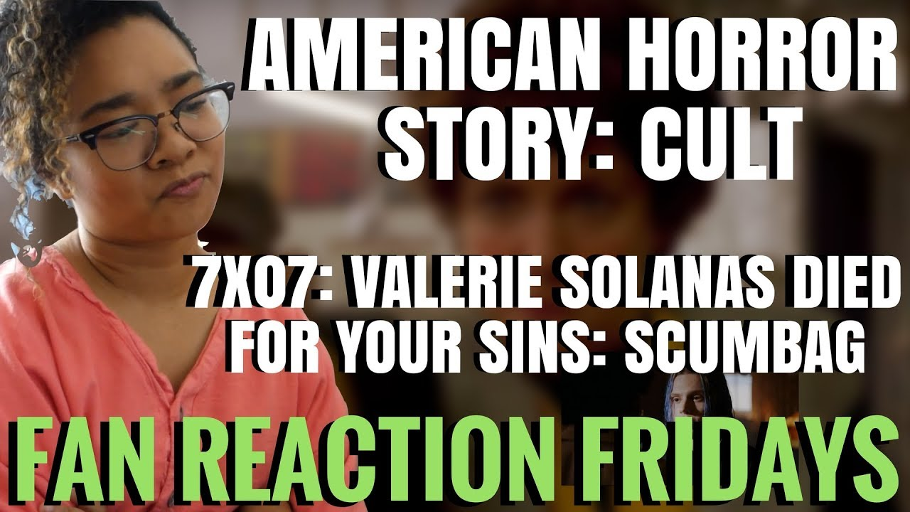 """Download American Horror Story: Cult Season 7 Episode 7: """"Valerie Solanas..."""" Reaction & Review 