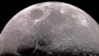 Video Moon in High Resolution through Telescope download MP3, 3GP, MP4, WEBM, AVI, FLV Agustus 2018