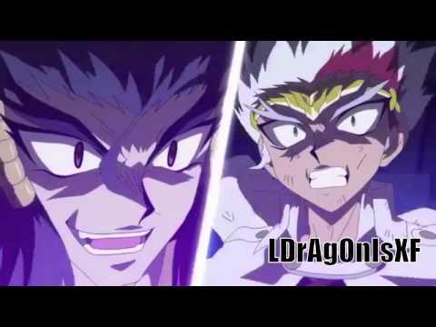 [HD] AMV: Ryuga Vs Rago...In Memory Of Ryuga †