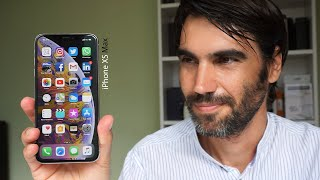 Apple iPhone XS Max (10 S Max) | unboxing y pre review en español