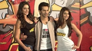 Trailer Launch Of Main Tera Hero - Varun Dhawan | Ileana D'cruz | Nargiz Fakhri