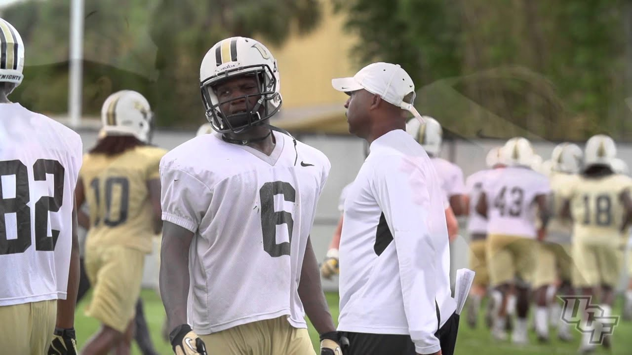 UCF's Defensive Linemen and Wide Receivers Impressed against ...