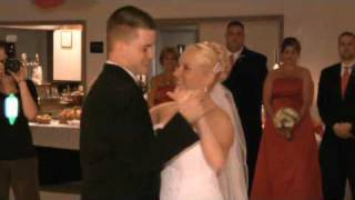 J&J VIDEO PRODUCTIONS-CLEVELAND OHIO, 440-845-2122, BRIDE AND GROOM INTRO & FIRST DANCE