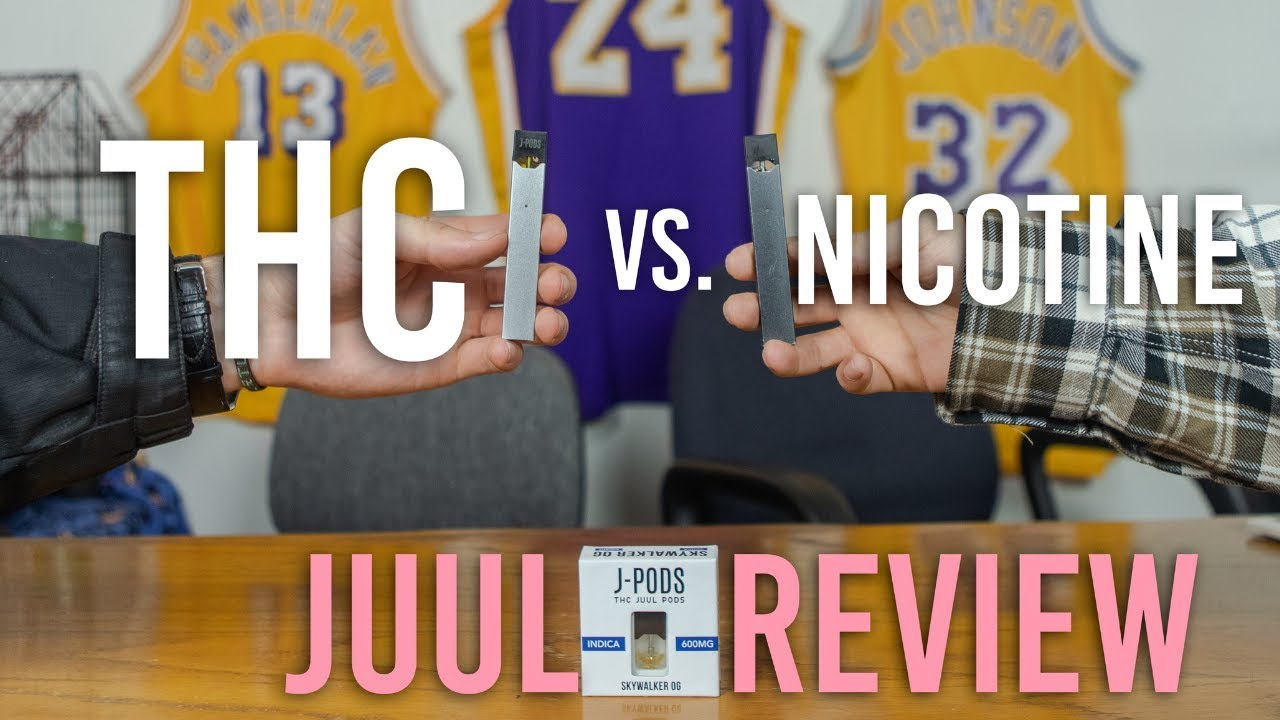 THE WEED JUUL POD REVIEW