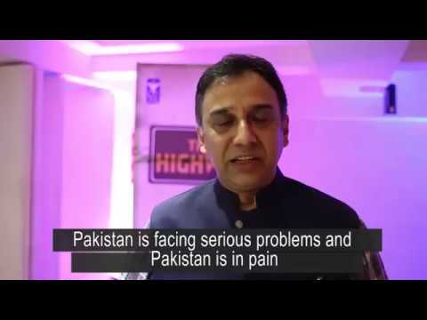 Raza Haroon With Mera Passion Pakistan