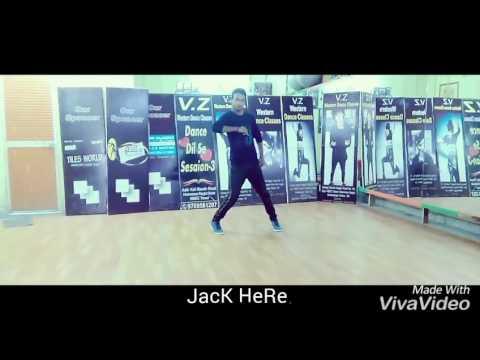 Bodyguard Ao Ji Bhau Ji Dil Se Dil Milao Song Robotics Dance Style