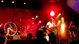 Michael Franti and Spearhead: Wanderlust 2011 SQUAW: new song
