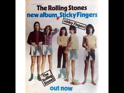 ROLLING STONES Sticky Fingers 2015 Superdeluxe Edition Disc 4