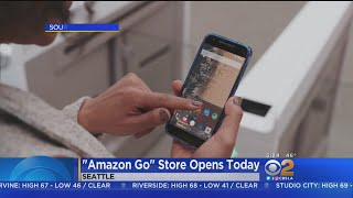 Amazon Opens Cashier-Less Store