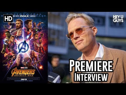 Paul Bettany Vision on the bizarre secrecy of Avengers Infinity War & fake scripts  Premiere
