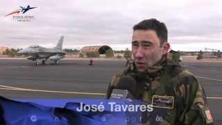Força Aérea Portuguesa no exercício internacional TLP