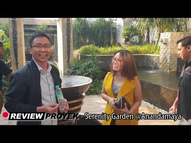 Review Proyek-Serenity Garden @Anandamaya
