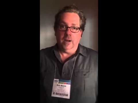 Interview at ISTE with Bob Moore