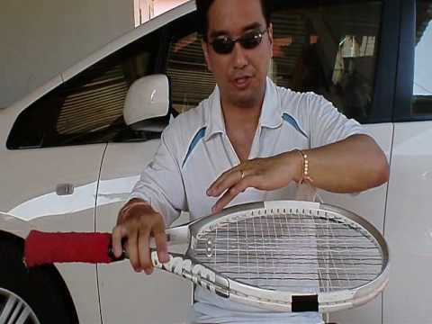 How To Add Lead Tape To Tennis Racquet - image 9
