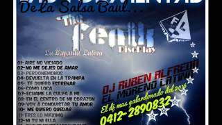 Las Tormentas de la Salsa Baúl (Dj Ruben Alfredo El Moreno Latino)