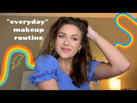 "MY ""EVERYDAY"" MAKEUP ROUTINE 