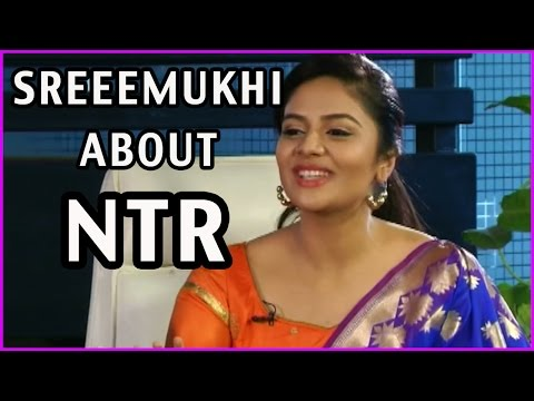 Anchor Srimukhi About NTR | ISM Latest Interview | Kalyan Ram | Hari Krishna