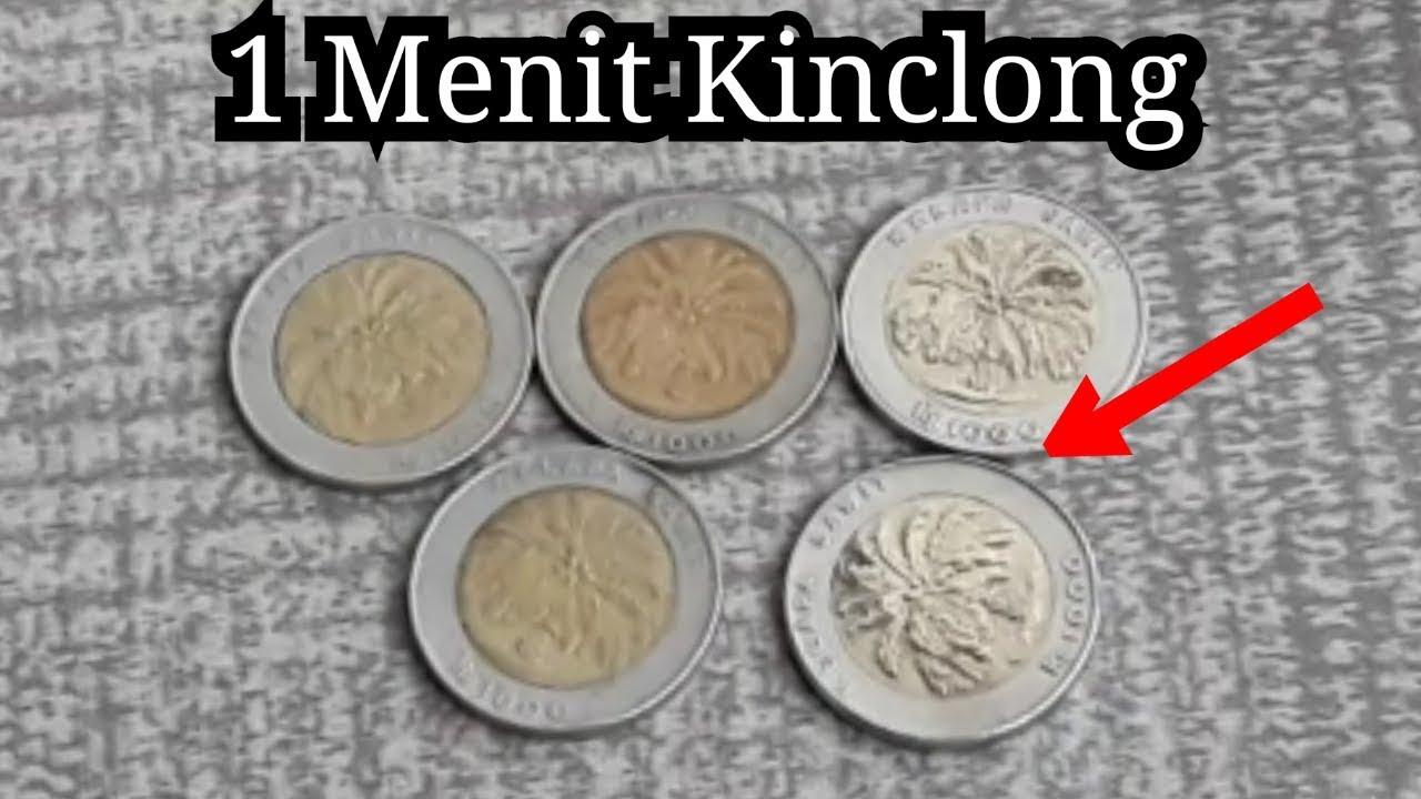3 Cara untuk Membersihkan Koin yang Berkarat - wikiHow