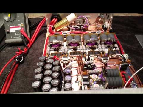 bbi build 2x8 with bbi built 300 amp power supply for chad