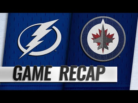 Jets top Lightning on Scheifele's OT goal