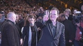 Tarantino rocks the 2013 Lumière Awards - cinema