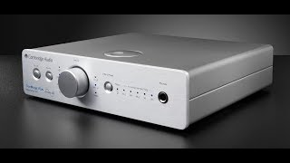 Обзор ЦАП: DACMAGIC PLUS  DIGITAL TO ANALOGUE CONVERTER & PREAMPLIFIER  Обзор новинки