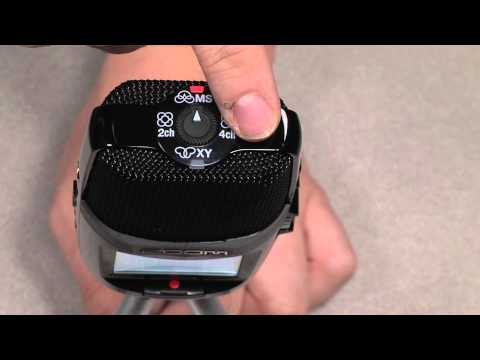 How To Use The Zoom H2N
