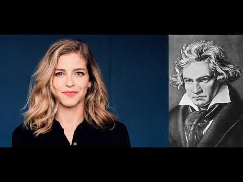 Karina Canellakis conducts Beethoven - Coriolan Overture (2018)