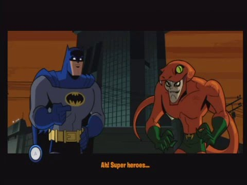 Walkthroughs and guides for Batman: The Brave and the Bold