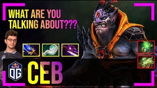 Ceb - Lion Offlane | WHAT ARE YOU TALKING ABOUT??? | Dota 2 Pro MMR Gameplay #2
