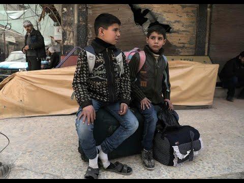 إتفاق بين المعارضة السورية وروسيا لإجلاء عدد من المسلحين  - نشر قبل 10 ساعة