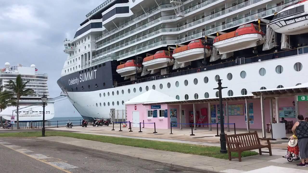 Celebrity Summit Cruise Ship In Bermuda YouTube - Summit cruise ship