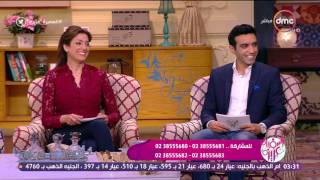 """السفيرة عزيزة - حلقة الأحد 26-2-2017 مع الإعلامية """" شيرين عفت """" والإعلامي """" محمد نشأت """""""
