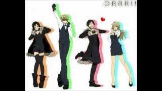 Repeat youtube video Trust Me Durarara Ending ~ Female Version - Yuya Matsushita