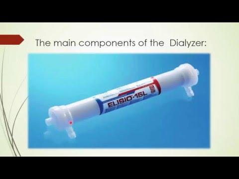 """The Dialyzer in hemodialysis machine """" How  it works? """" Arabic Narration"""
