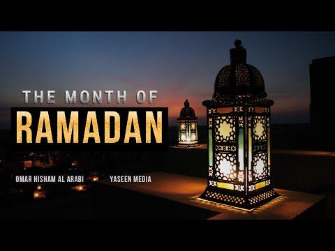 The Month of Ramadan - Beautiful Quran Recitation