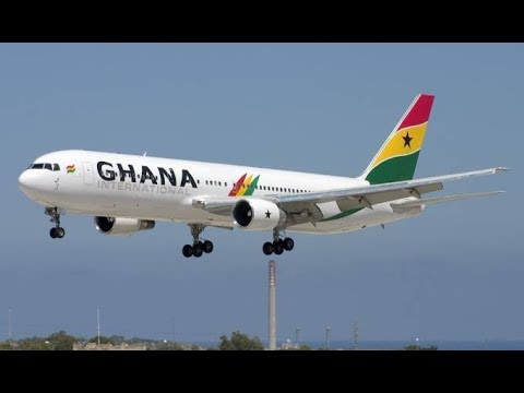 Ghana records increase in air travels