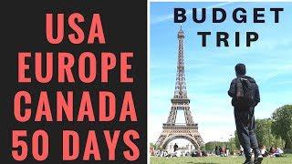 Cheap International Travel - An Indian Backpacker Explains -  Cheap Flights, Hotels, Visas and more