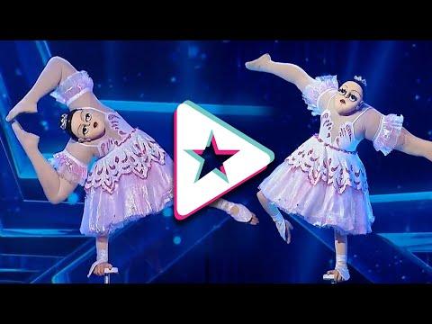 INCREDIBLE Ballet Illusion Stunt Has Audiences & Judges Mesmerised!